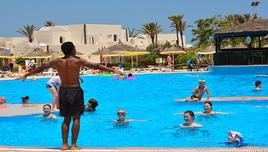 LONG SEJOUR JERBA SUN CLUB 3*, Demi Pension (28 nuits)