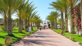 SEJOUR CLUB PALM AZUR DJERBA 4*, All Inclusive (7 nuits)