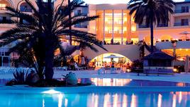 WEEK-END EDEN STAR ZARZIS 4*, All Inclusive (3 nuits)
