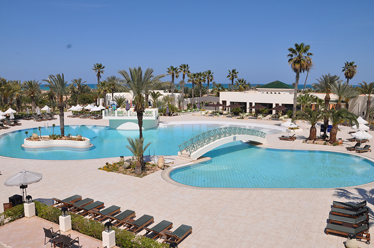 WEEK-END YADIS DJERBA GOLF THALASSO & SPA 5*, All Inclusive (3 nuits)