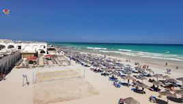 LONG SEJOUR SENTIDO DJERBA BEACH 4*, Demi Pension (28 nuits)
