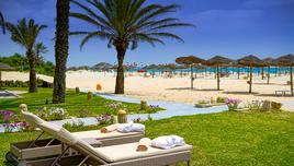 LONG SEJOUR STEIGENBERGER MARHABA HAMMAMET 5*, All Inclusive (21 nuits)