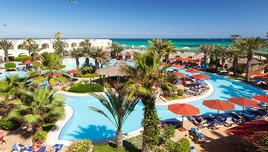 SEJOUR GOLF SENTIDO DJERBA BEACH 4*, 3 GREEN FEES, All Inclusive (7 nuits)