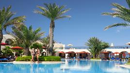 LONG SEJOUR SENTIDO DJERBA BEACH 4*, Demi Pension (14 nuits)