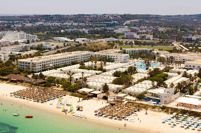 LONG SEJOUR EL MOURADI CLUB KANTAOUI 3*+,  All Inclusive (14 nuits)