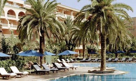 S jour sofitel marrakech palais imp rial 5 logement - Piscine sofitel marrakech ...